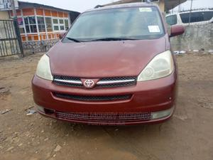 Toyota Sienna 2004 Red | Cars for sale in Lagos State, Alimosho