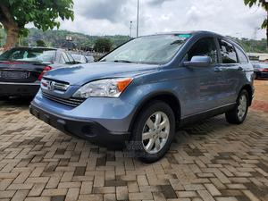 Honda CR-V 2007 EX Automatic Blue | Cars for sale in Abuja (FCT) State, Gwarinpa