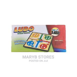 Ludo Game Colorful + Magnetic+ Brain Tasking + Handy- Medium | Toys for sale in Lagos State, Mushin