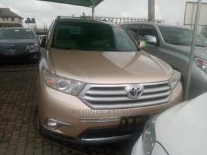 Toyota Highlander 2012 Limited Gold | Cars for sale in Lagos State, Ojodu