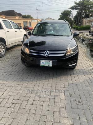 Volkswagen Tiguan 2012 Black | Cars for sale in Lagos State, Lekki