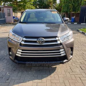 Toyota Highlander 2016 Gray   Cars for sale in Lagos State, Lekki