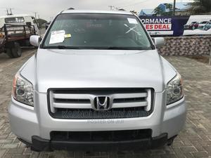 Honda Pilot 2007 Silver | Cars for sale in Lagos State, Ajah