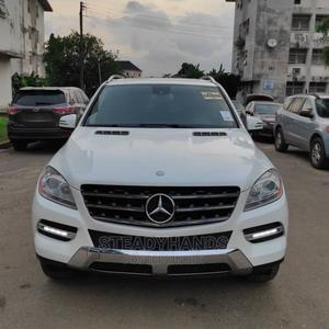 Mercedes-Benz M Class 2013 ML 350 4x2 White   Cars for sale in Lagos State, Lekki