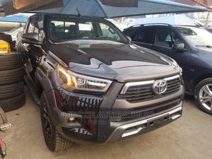 New Toyota Hilux 2021 Black | Cars for sale in Lagos State, Amuwo-Odofin