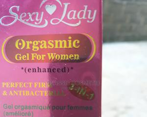 Sexy Lady Orgasmic Gel | Sexual Wellness for sale in Lagos State, Alimosho