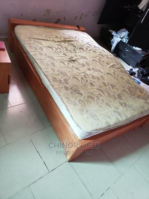 4.5x6 Bed Frame and Mattress | Furniture for sale in Lagos State, Lekki