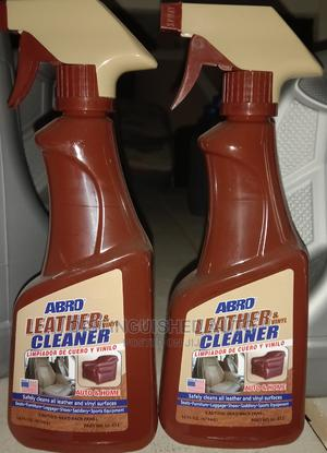 Abro Leather Vinyl Cleaner   Vehicle Parts & Accessories for sale in Lagos State, Ajah