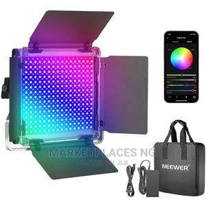 Neewer 530 Pro RGB LED Video Light   Stage Lighting & Effects for sale in Lagos State, Oshodi
