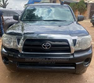 Toyota Tacoma 2006 Regular Cab Silver   Cars for sale in Lagos State, Alimosho