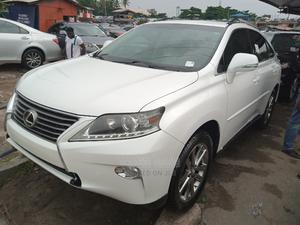 Lexus RX 2014 White | Cars for sale in Lagos State, Apapa