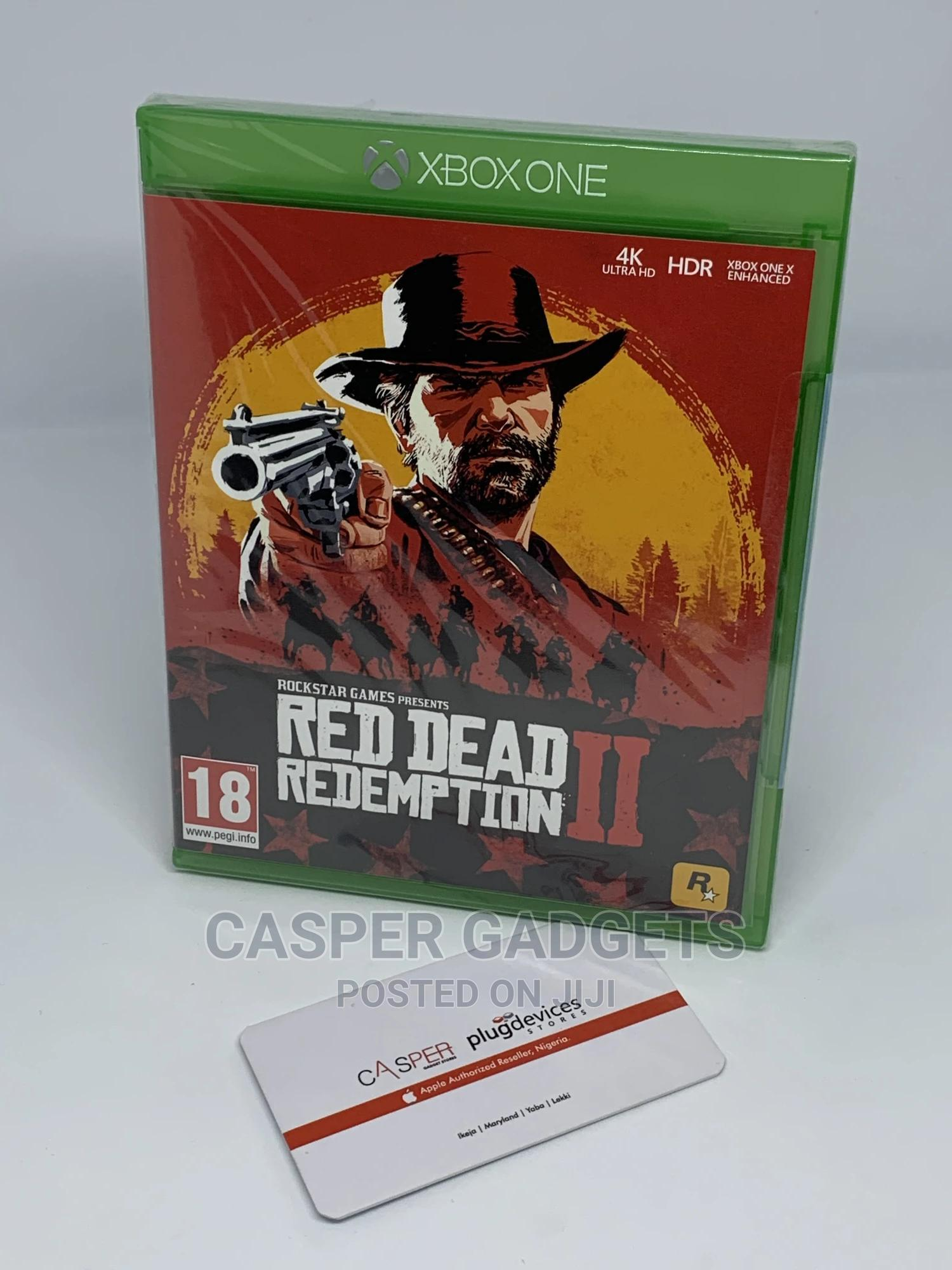 Xbox: Red Dead Redemption 2