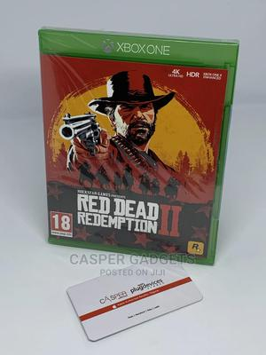 Xbox: Red Dead Redemption 2 | Video Games for sale in Lagos State, Ikeja