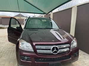 Mercedes-Benz GL Class 2008 GL 450 Brown | Cars for sale in Lagos State, Alimosho