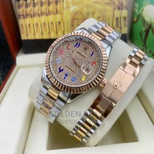 Rolex Watch and Bracelet   Watches for sale in Lagos State, Lagos Island (Eko)