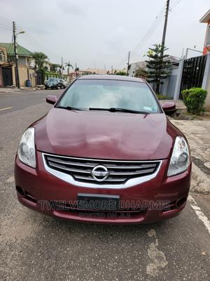 Nissan Altima 2012 2.5 S Sedan Red   Cars for sale in Lagos State, Ojodu
