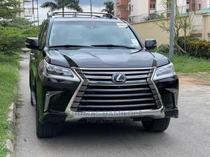 Lexus LX 2017 570 (5 Seats) AWD Black | Cars for sale in Abuja (FCT) State, Wuse 2