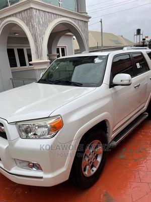Toyota 4-Runner 2012 White   Cars for sale in Lagos State, Lekki