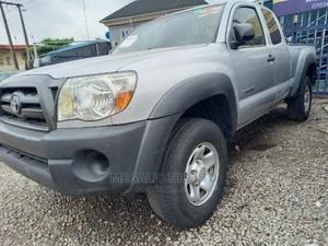 Toyota Tacoma 2006 Regular Cab Silver | Cars for sale in Lagos State, Ojodu