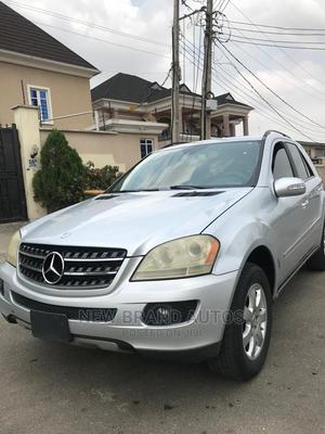 Mercedes-Benz M Class 2007 ML 350 4Matic Silver | Cars for sale in Lagos State, Ikeja