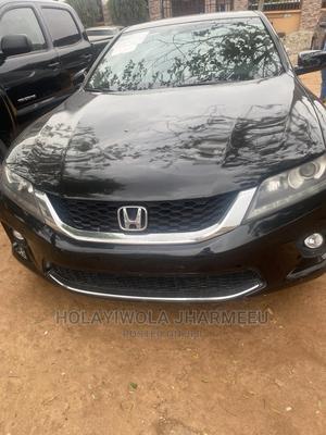 Honda Accord 2013 Black | Cars for sale in Lagos State, Alimosho
