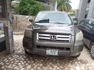 Honda Pilot 2007 EX 4x2 (3.5L 6cyl 5A) Gray   Cars for sale in Anambra State, Awka