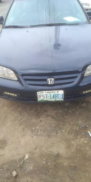 Honda Accord 2001 Blue | Cars for sale in Rivers State, Obio-Akpor