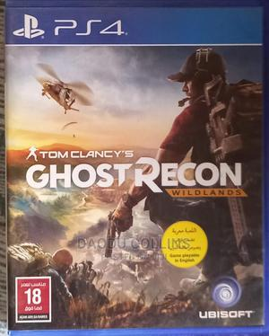 Playstation 4 Ghost Recon Wildlands   Video Games for sale in Abuja (FCT) State, Kubwa