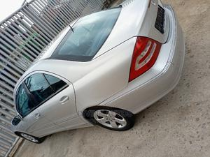 Mercedes-Benz C240 2005 Silver | Cars for sale in Lagos State, Apapa
