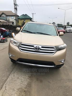 Toyota Highlander 2012 Limited Gold | Cars for sale in Rivers State, Port-Harcourt