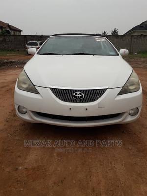 Toyota Solara 2007 White | Cars for sale in Lagos State, Alimosho