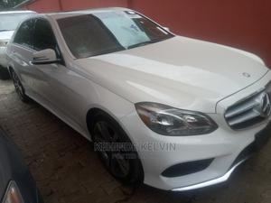 Mercedes-Benz E350 2014 White | Cars for sale in Lagos State, Ojodu