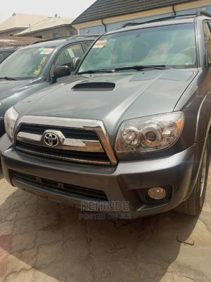 Toyota 4-Runner 2006 Limited V8 Gray   Cars for sale in Lagos State, Ojo