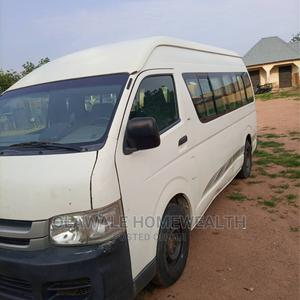 Registered Toyota Hiace 2013 White   Buses & Microbuses for sale in Lagos State, Maryland