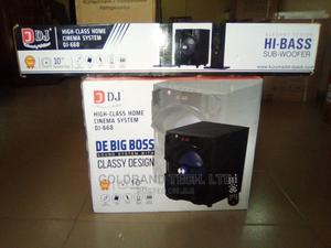 De Big Boss DJ 668 With Classy Design | Audio & Music Equipment for sale in Lagos State, Ajah
