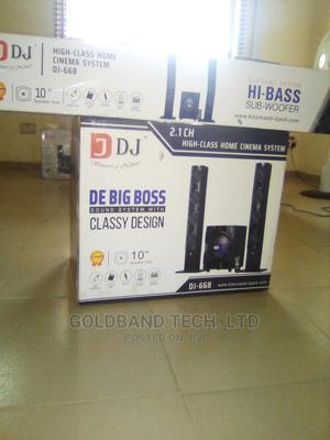Djsounds Home Theatre DJ-668 De Boss | Audio & Music Equipment for sale in Lagos State, Ojo