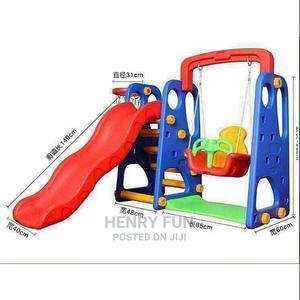 Slide , Swing N' Basket Ball | Toys for sale in Lagos State, Ikoyi