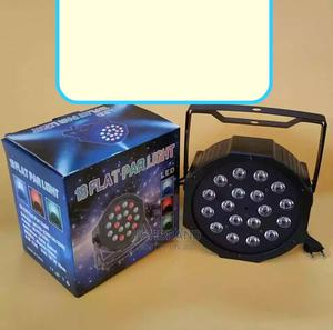 3 Watts by 18 Bulbs Flat Par Stage Light   Stage Lighting & Effects for sale in Lagos State, Ojo