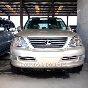 Lexus GX 2007 470 Gold | Cars for sale in Lagos State, Apapa