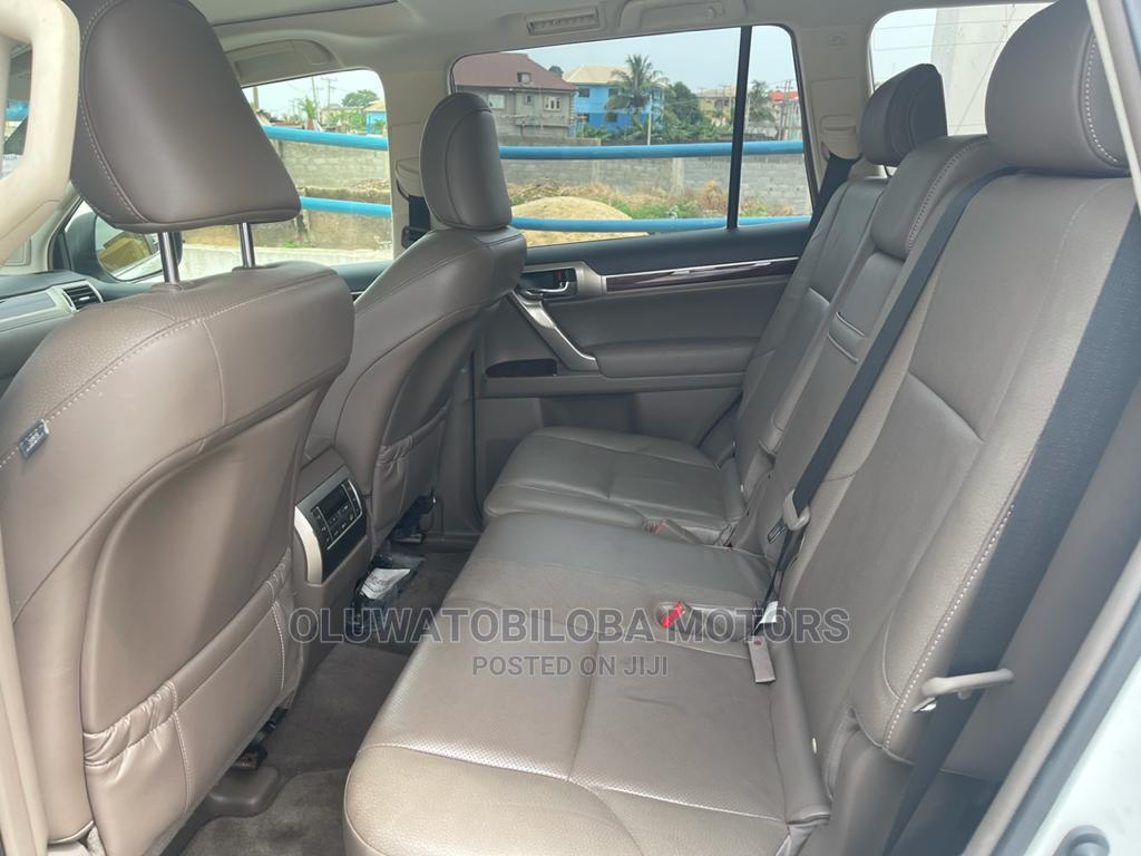 Lexus GX 2018 460 Luxury White   Cars for sale in Alimosho, Lagos State, Nigeria