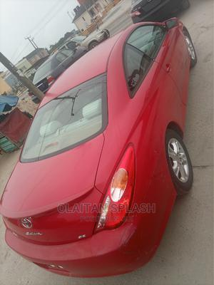 Toyota Solara 2005 2.4 Coupe Red | Cars for sale in Lagos State, Ajah