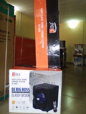 Djsounds Home Theatre DJ-668 De Boss | Audio & Music Equipment for sale in Lagos State, Surulere