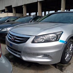 Honda Accord 2011 Sedan EX Automatic Silver | Cars for sale in Lagos State, Apapa