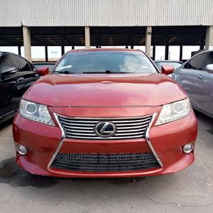 Lexus ES 2014 350 FWD Red | Cars for sale in Lagos State, Apapa