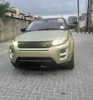 Land Rover Range Rover Evoque 2013 Pure Plus AWD Green   Cars for sale in Lagos State, Lekki