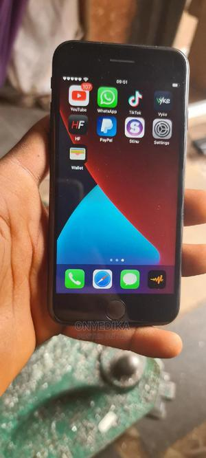 Apple iPhone 7 32 GB Black | Mobile Phones for sale in Delta State, Oshimili North