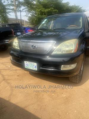 Lexus GX 2004 470 Silver | Cars for sale in Lagos State, Alimosho
