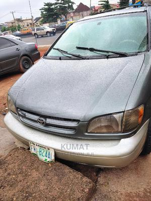 Toyota Sienna 2003 XLE Green   Cars for sale in Lagos State, Ojodu