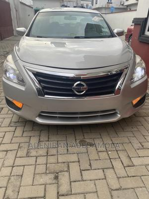 Nissan Altima 2013 Sedan 2.5 S Silver | Cars for sale in Lagos State, Lekki