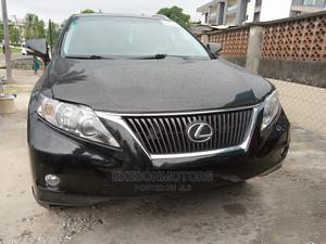 Lexus RX 2012 350 FWD Black | Cars for sale in Lagos State, Amuwo-Odofin